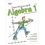 Kagan Publishing Cooperative Learning & Algebra Book, Grade 7-12