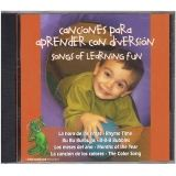 CANCIONES DIVERTIDOS DE APRENDER  SONGS OF LEARNING FUN