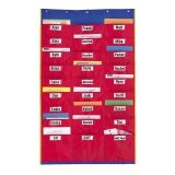 ORGANIZATION STATION POCKET CHART