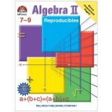 ALGEBRA II REPRODUCIBLE BOOK