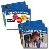 EN ESPANOL SOCIAL STUDIES VOL 1  SET OF 12 RISING READERS