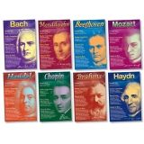 COMPOSERS BULLETIN BOARD SET