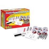 COUNT A PENGUIN COUNTING KIT