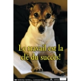 "French Fun Photo Posters Set #10, 12"" x 18"", Set of 4"