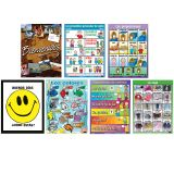 Spanish Essential Classroom Posters Set II