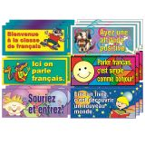 French Variety Posters, 6 Per Set, 3 Sets