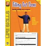 Practical Practice Reading Book Series: Filling Out Forms