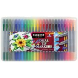 Sargent Art Dual Tip Markers, 2 Packs