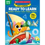 Early Learning Ready to Learn, Pack of 2