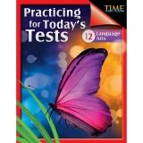 TIME For Kids: Practicing for Today's Tests Book, Language Arts, Level 2