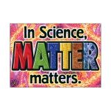 IN SCIENCE MATTER MATTERS ARGUS  LARGE POSTER