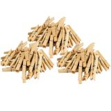 STEM Basics: Clothespins, 50 Per Pack, 3 Packs