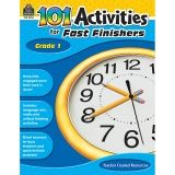 GR 1 101 ACTIVITIES FOR FAST  FINISHERS