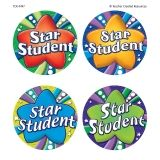 STAR STUDENT WEAR EM BADGES