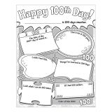 HAPPY 100TH DAY POSTER PACK