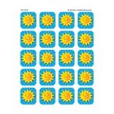 SUMMER SUNSHINE STICKERS 120 STKS