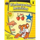 READY SET LEARN KINDERGARTEN  ACTIVITIES GR K