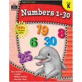 REDY SET LEARN NUMBERS 1-30 GR K