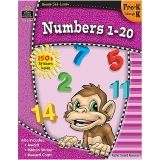 READY SET LEARN NUMBERS 1-20 PK-K