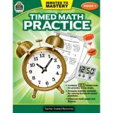 MINUTES TO MASTERY TIMED MATH GR 3  PRACTICE