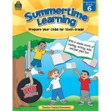 SUMMERTIME LEARNING GR 6