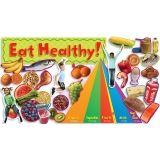 NUTRITION W/ FOOD PYRAMID MINI BBS