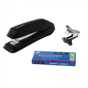 SWINGLINE STANDARD DESK STAPLER SET