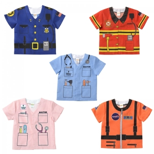 MY 1ST CAREER GEAR TODDLER 5PC TOPS