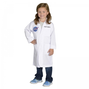 ROCKET SCIENTIST LAB COAT SIZE 4-6