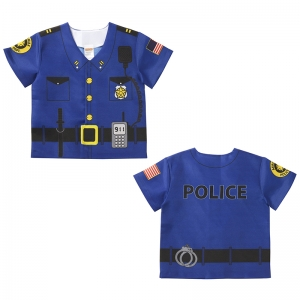 MY 1ST CAREER TODDLER POLICE  GEAR