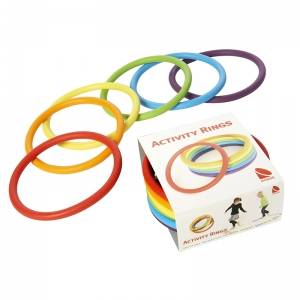 ACTIVITY RINGS SET OF 6