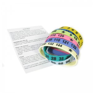 MATH BANDS INDIVIDUAL SET