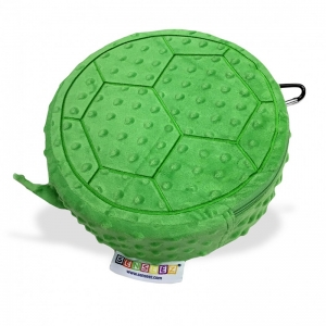 SENSEEZ CUSHIONS BUMPY TURTLE  TOUCHABLES