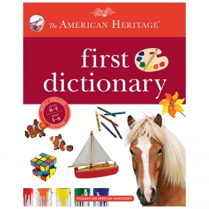 AMERICAN HERITAGE FIRST DICTIONARY