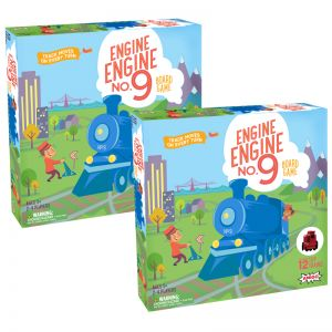 Engine, Engine No.9 Game, Pack of 2