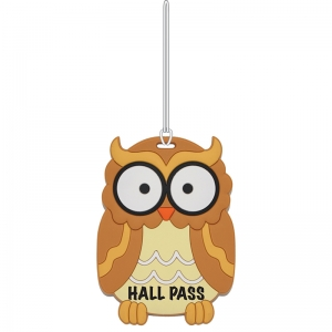 OWL 3D PUFFY HALL PASS