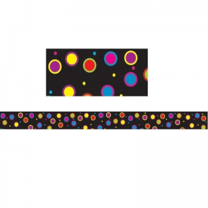 MAGNETIC MAGI-STRIPS COLOR DOTS