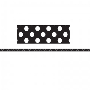 MINI MAGNETIC MAGI STRIPS B/W DOTS