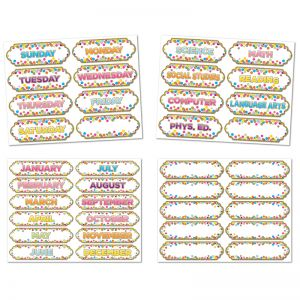 Confetti Magnetic Headers Timesavers Combo Pack