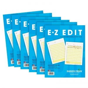 EZ EDIT TABLET 6 PACK