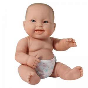 "JC Toys Lots to Love Babies, 10"" Size, Caucasian Baby"