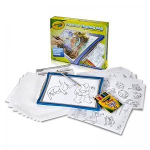 Light-Up Tracing Pad, Blue