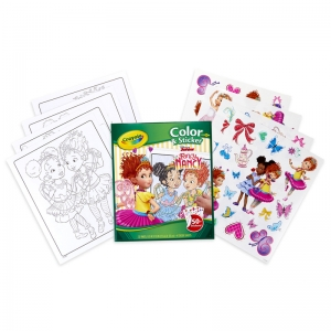 Color & Sticker, Fancy Nancy