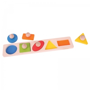 MATCHING BOARD PUZZLE SHAPES