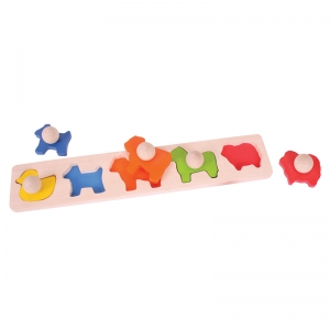 MATCHING BOARD PUZZLE ANIMALS