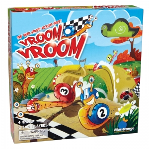 VROOM VROOM GAME