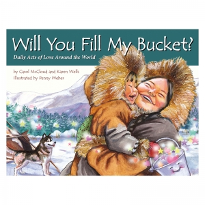 FILL BUCKET ACTS OF LOVE AROUND  THE WORLD