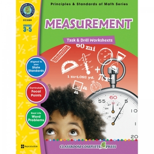 GR 3-5 MATH TASK&DRILL MEASUREMENT