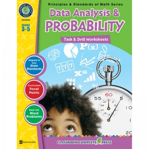GR 3-5 MATH TASK & DRILL DATA ANALY  & PROBABILITY