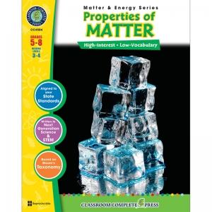 MATTER & ENERGY SERIES PROPERTIES  OF MATTER